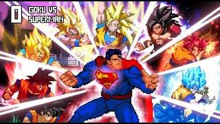 getlinkyoutube.com-Superman VS Goku.
