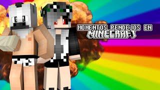 getlinkyoutube.com-JUGANDO MINECRAFT CON UNA MANO |El grito homosexual ft. Monse | Momentos pendejos en Minecraft