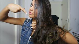 getlinkyoutube.com-Como cortar o cabelo sozinha | Carol Domingos