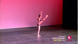getlinkyoutube.com-Dance Moms - Caylie Almada - Secret Place (S5, E24)