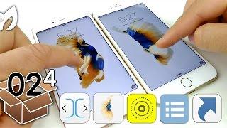 getlinkyoutube.com-CONVIERTE tu iPhone 6 a 6s (LiveWallpaper, Emojis iOS 9.1, LivePhoto y más) #MartesTweak4 E02