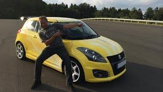 getlinkyoutube.com-Suzuki Hayabusa Swift - GRIP - Folge 285 - RTL2
