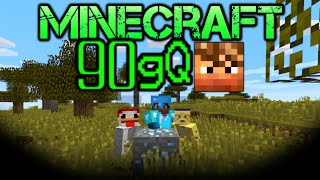 getlinkyoutube.com-Minecraft: 90gQ - E36 - ABBA Rules w/ Måns & Karl [svenska]