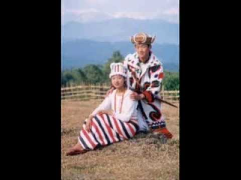 kachin song(rawang)