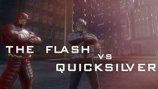 getlinkyoutube.com-[DCUO] The Flash VS Quicksilver