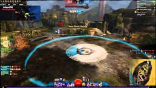 getlinkyoutube.com-Guild Wars 2 - D/D Elementalist Ranked Gameplay Part 1