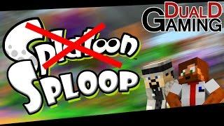 getlinkyoutube.com-Minecraft - Vi Testar Sploop På HiveMC