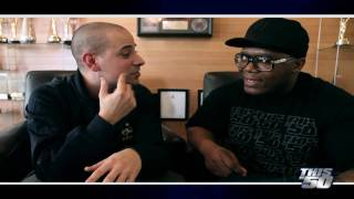 Eklips - Interview et freestyle pour Thisis50.com