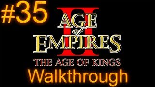 getlinkyoutube.com-Age of Empires 2 Walkthrough - Part 35 - Genghis Khan Campaign - The Promise [1/3]