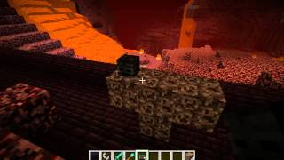 getlinkyoutube.com-How To Make A Wither Boss In Minecraft Plus Ingredients - PC Xbox PS3 PS4 Wii U TU 19 - Commentary