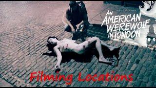 getlinkyoutube.com-An American Werewolf in London 1981 ( FILMING LOCATION video) John  Landis Horror