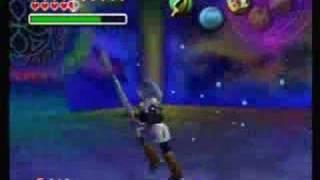getlinkyoutube.com-Zelda Majoras Mask Last boss with Fierce Deity Mask