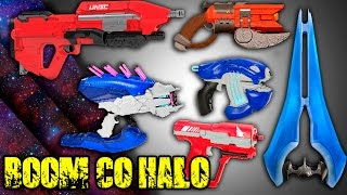 getlinkyoutube.com-ARMAS DE HALO | BOOM-CO