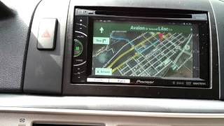getlinkyoutube.com-Pioneer 3500BHS Android HDMI/RCA Hack (Google Maps)