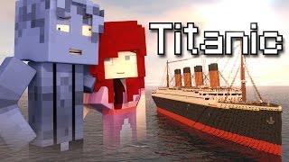 getlinkyoutube.com-Minecraft Parody - TITANIC! - (Minecraft Animation)