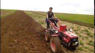 getlinkyoutube.com-Мотоблок круче трактора