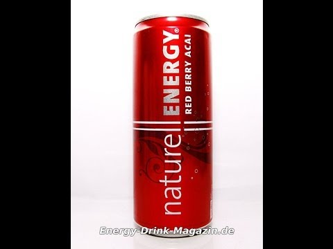 Ich Probiere: Energy Drink Nature
