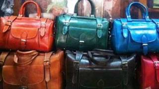 getlinkyoutube.com-Wholesale leather handbag
