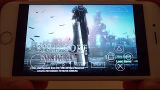 getlinkyoutube.com-Install PSP & Games On iOS 9 / 10 - 10.2 FREE NO Jailbreak Best Settings iPhone iPad iPod Touch