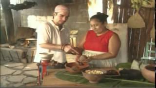 getlinkyoutube.com-Pozol o Chorote, La Ruta del Sabor, Nacajuca Tabasco