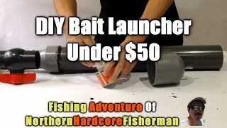 getlinkyoutube.com-How to build a Compressed Air Bait Launcher for Fishing under $50 | FishingAdvNHF