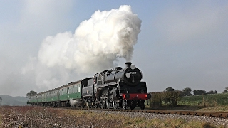 getlinkyoutube.com-Mid Hants Railway - An Early Touch Of Spring - 2017