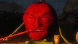 getlinkyoutube.com-THE MOST INSANE VIDEO GAME EVER MADE (REALLY)   Tomato Way