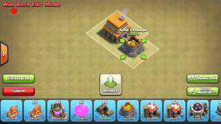 getlinkyoutube.com-AWESOME NEW TH5 ANTI 3 STAR BASE NEVER LOOSE LOOT