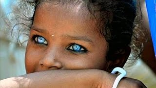 getlinkyoutube.com-10 أطفال لديهم أجمل العيون فى العالم