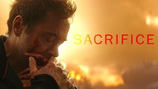 (Marvel) Avengers | Sacrifice width=