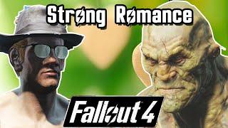 getlinkyoutube.com-Seducing Strong | Fallout 4 Romance