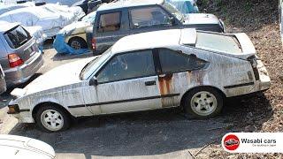 getlinkyoutube.com-Spotted: A rusty, abandoned Toyota Celica XX GT TWIN CAM 24