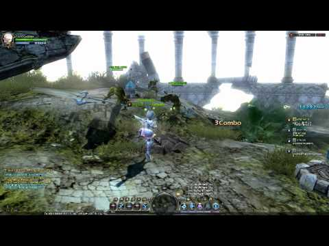 DragonNest : New Class Sniper Part 02