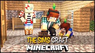 getlinkyoutube.com-The Sims Craft Ep.42 - Brinquedos Mágicos Para a Minha Filha !!  - Minecraft