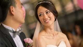 getlinkyoutube.com-Christian Wedding, Tea Ceremony, Wedding Reception Kuala Lumpur Malaysia: Emotion in Pictures