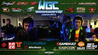 getlinkyoutube.com-MCZ.Tokido vs Cafeid.MadKOF - GRAND FINAL KOFXIII WGC '13
