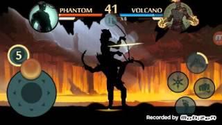 getlinkyoutube.com-Shadow Fight 2 New Raids Update Volcano