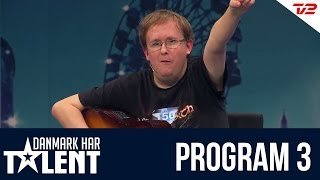 getlinkyoutube.com-Jimmi Holm - Danmark har talent - Program 3