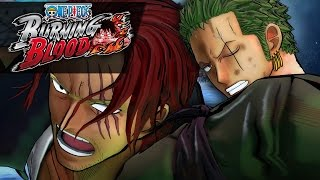 getlinkyoutube.com-I'M BRAVE & Stupid... RANDOM CHARACTERS IN RANKED!! | One Piece: Burning Blood ONLINE RANKED