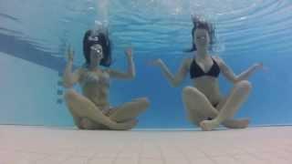 getlinkyoutube.com-Hallelujah Underwater