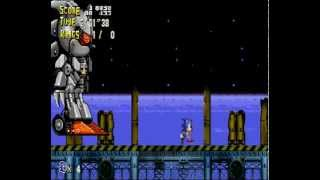 getlinkyoutube.com-Sonic Classic Pt9: It's not The Death Egg Robot, but it's Just as Frustrating