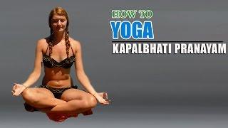 getlinkyoutube.com-How To Do Yoga Kapalbhati Pranayama for Body Cleansing