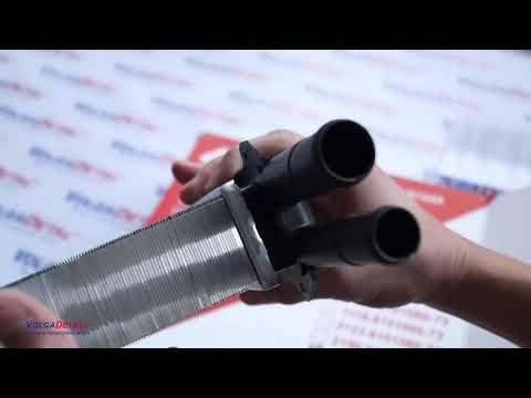 Радиатор отопителя (ВАЗ 2111)
