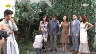 getlinkyoutube.com-[Behind The Scenes_My daughter gumsawall] 훈내나는 내 딸 금사월 포스터촬영 현장!