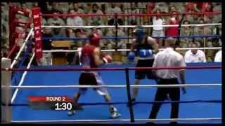 getlinkyoutube.com-Fight Night: 3 PARA vs 82nd Airborne - 24.04.15