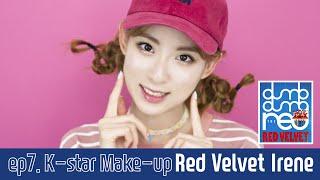 getlinkyoutube.com-ENG] K-Star Ep.7 레드벨벳 덤덤 아이린 메이크업 튜토리얼 : Red Velvet Irene makeup tutorial [ HAKONYANG X MAY ]