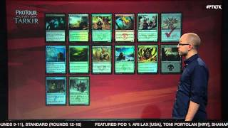 Pro Tour Khans of Tarkir: So What Now? drafting feature