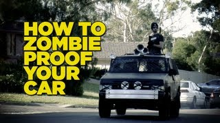 getlinkyoutube.com-How To Zombie Proof Your Car