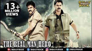 getlinkyoutube.com-The Real Man Hero | Hindi Dubbed Movies 2016 Full Movie | Venkatesh | South Indian Movies Dubbed