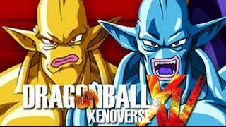 Dragon Ball Xenoverse- New Ultimate Melee Skill, Burning Spin! I think its op!